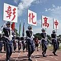 彰化雙十國慶樂隊遊行-幸福彰化7.JPG