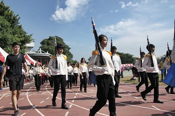 彰化雙十國慶樂隊遊行-幸福彰化12.JPG