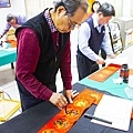 迎新春賀新年!彰化監理站與華山基金會舉辦「捐發票、送春聯」5.jpg
