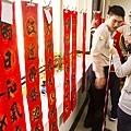 迎新春賀新年!彰化監理站與華山基金會舉辦「捐發票、送春聯」9.jpg