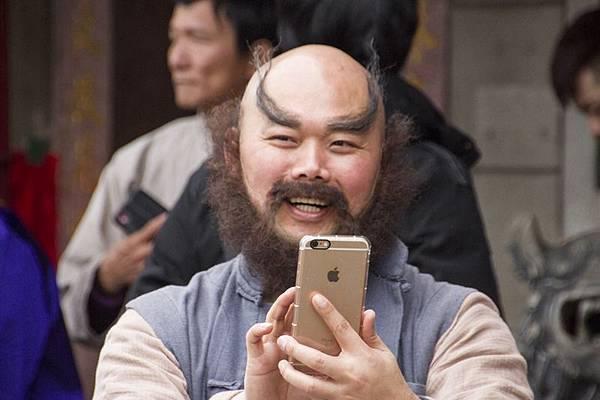 彰化花壇白沙坑文德宮-戲說台灣《福德老爺迎花燈》拍攝殺青3.jpg