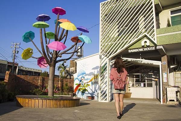 彰化和美旅遊景點【彩虹屋 Rainbow House-卡里善之樹 】2.jpg