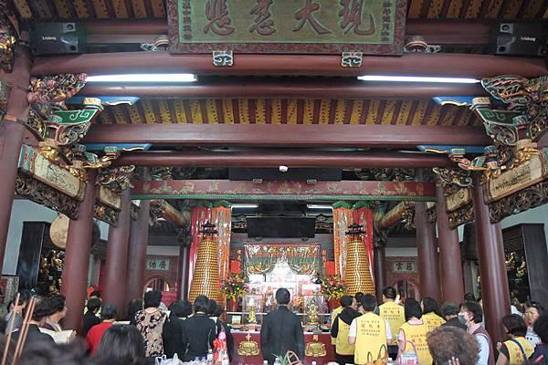 彰化開化寺觀音聖誕 廟門開光啟用與Q版門神著色彩繪活動1.jpg