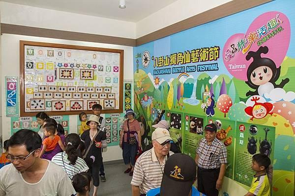 2018八卦山獨角仙藝術節 來彰化社頭清水岩生態旅遊22.jpg