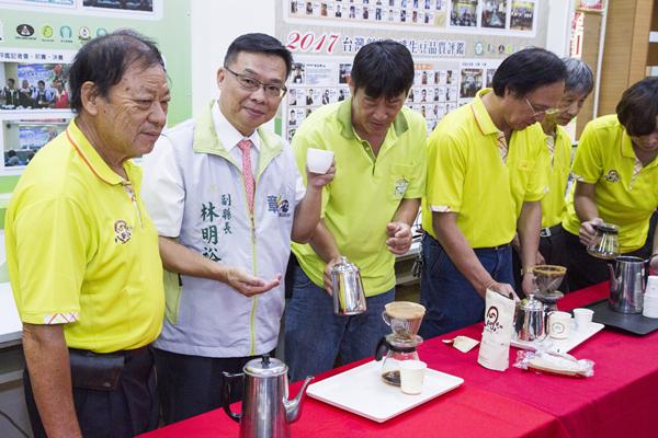 國產咖啡品質評鑑 彰化市農會飄咖啡香1.png