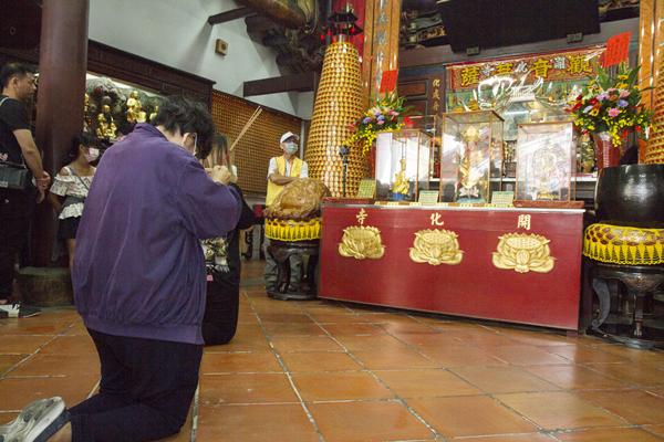 觀音菩薩出家紀念日 彰化開化寺舉辦十供祭典3.png