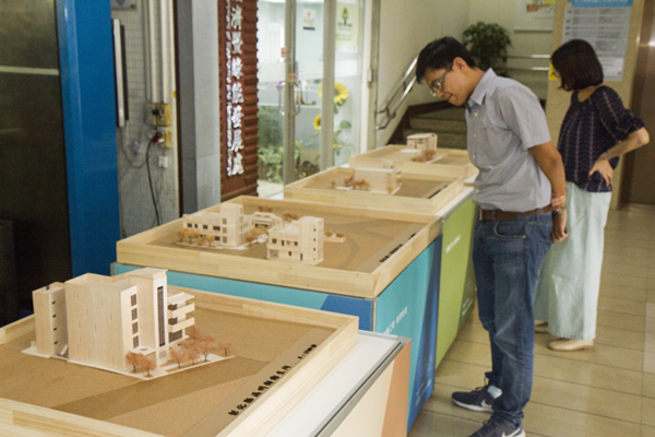 彰化縣前瞻基礎建設計畫 衛生所新建工程動畫模型展示1.png