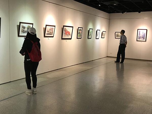林裕清水彩畫展 彰化生活美學館展出8.png