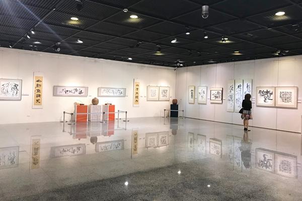 柳嘉淵書藝展 30日前彰化生活美學館展出16.png