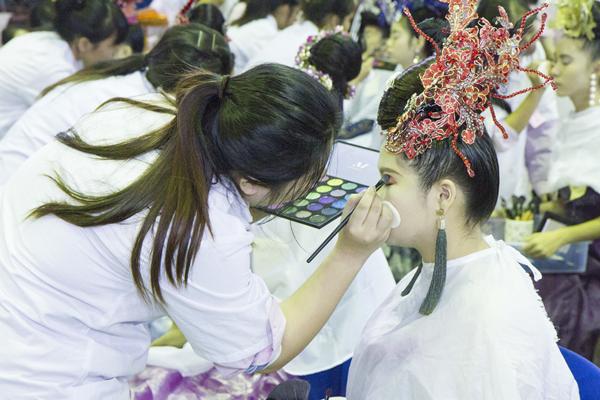 台灣世界盃髮型美容美睫美甲紋繡國際賽 建國科大登場3.png