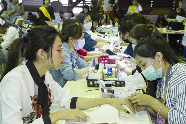 台灣世界盃髮型美容美睫美甲紋繡國際賽 建國科大登場4.png
