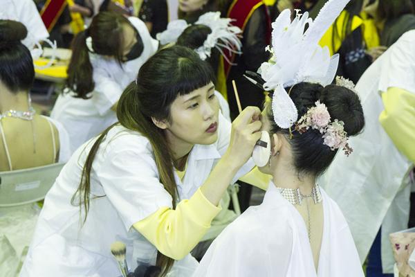 台灣世界盃髮型美容美睫美甲紋繡國際賽 建國科大登場5.png