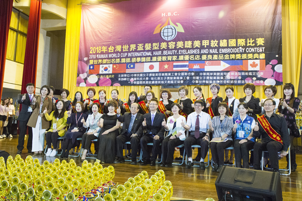 台灣世界盃髮型美容美睫美甲紋繡國際賽 建國科大登場2.png