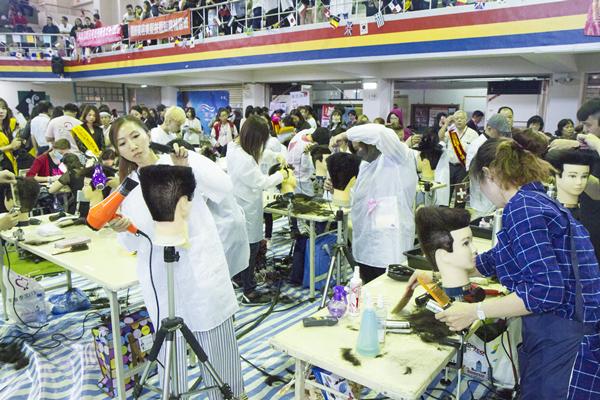 台灣世界盃髮型美容美睫美甲紋繡國際賽 建國科大登場12.png