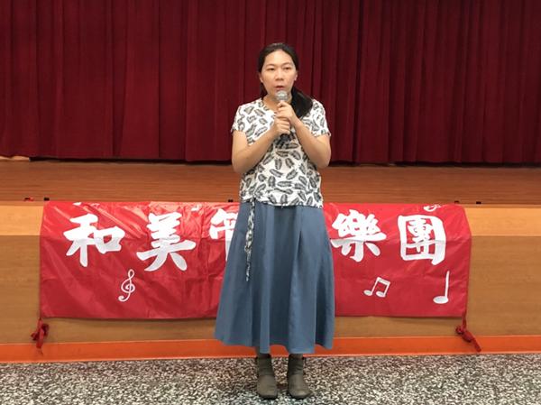 彰化縣文化局長周馥儀在19屆磺溪美展致詞.png