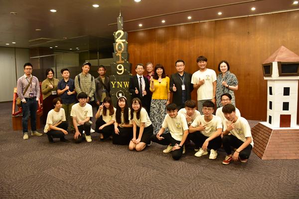 明道大學數位系學生以「瓦楞紙」為素材,呈現台灣景點、特有動物等.png