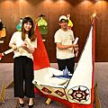 紙看台灣創作展作品中亦將原住民文化融入其中.png