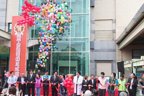彰化秀傳延平大樓景觀電梯啟用 醫療服務更便利1.png