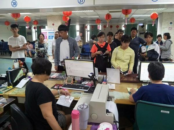 彰化監理站15日開辦「假日門市」1.png