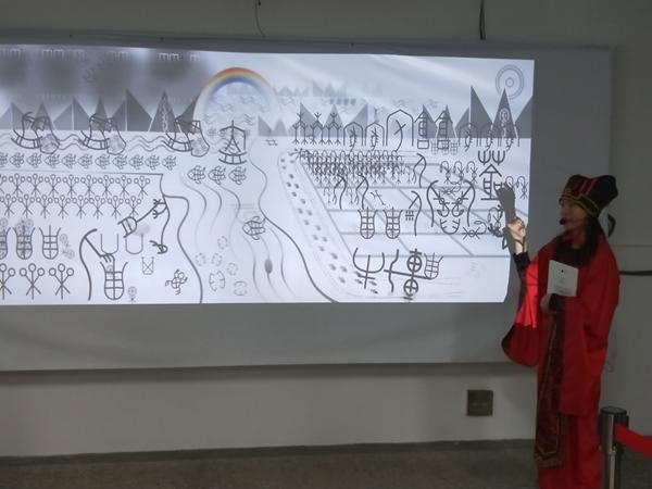 當甲骨文遇見數位科技 字源其說數位藝術展在彰安國中登場5.png