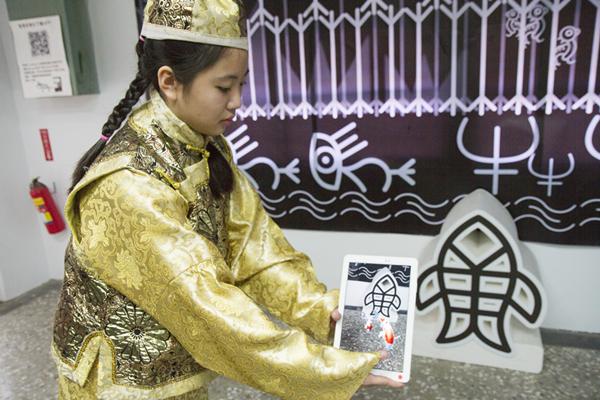 當甲骨文遇見數位科技 字源其說數位藝術展在彰安國中登場9.png