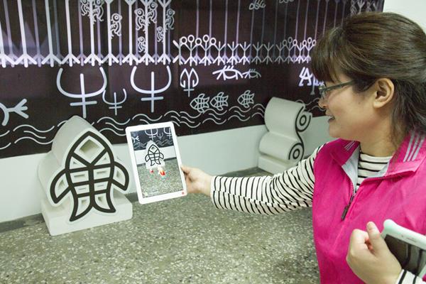 當甲骨文遇見數位科技 字源其說數位藝術展在彰安國中登場8.png