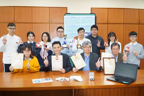 大葉大學參加香港發明展,獲2金2銀2特別獎1創意獎.png