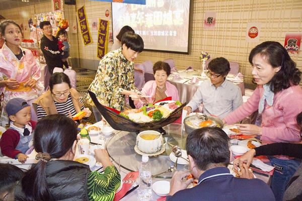 團圓圍爐 彰化飯店業推日式主題圍爐宴2.png