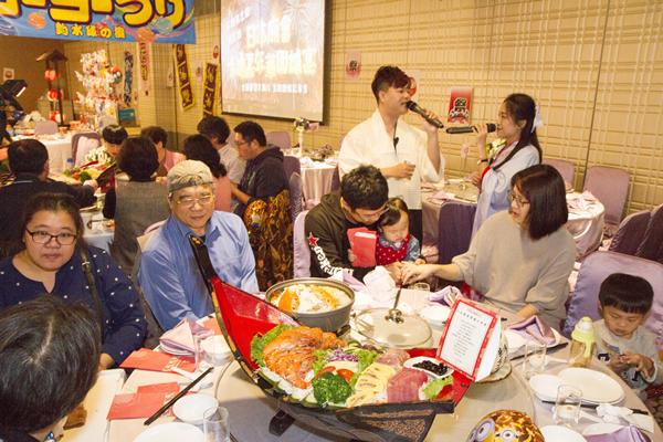 團圓圍爐 彰化飯店業推日式主題圍爐宴1.png