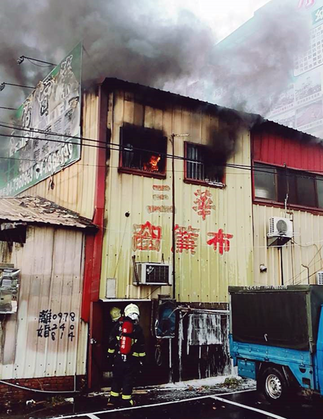 彰化爌肉飯名店驚傳火警 疑似炒菜忘關火釀災4.png