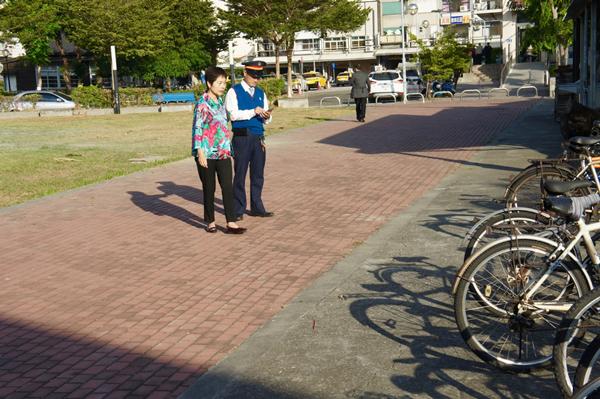 田中火車站前腳踏車違停亂象 田中鎮公所祭出鐵腕強力移除2.png