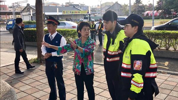 田中火車站前腳踏車違停亂象 田中鎮公所祭出鐵腕強力移除5.png