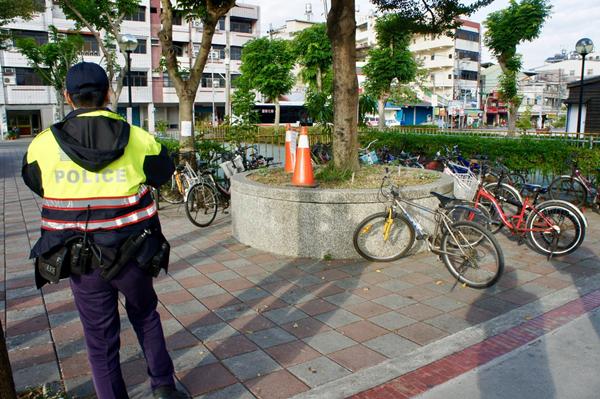 田中火車站前腳踏車違停亂象 田中鎮公所祭出鐵腕強力移除9.png