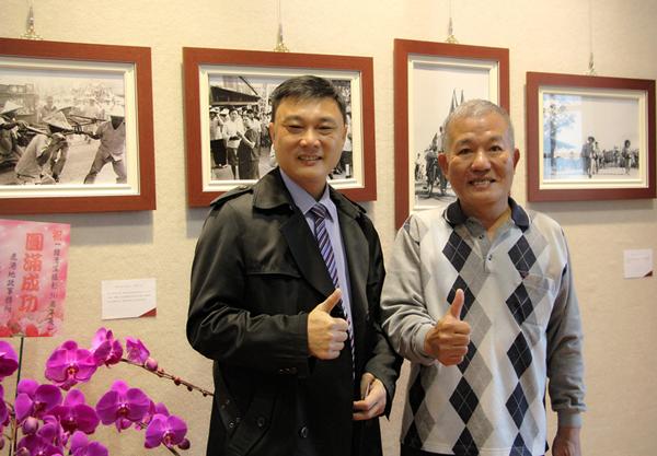 鐘清溪攝影展在鹿港公會堂 用影像記錄家鄉1.png