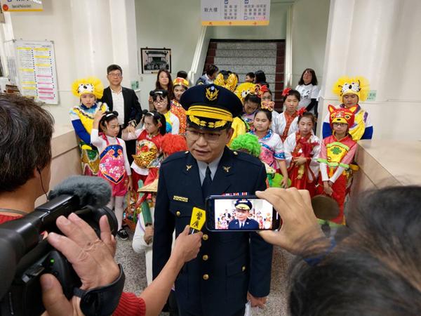 大竹國小媽祖遶境遊彰化 彰警分局隨側保駕安民心3.png