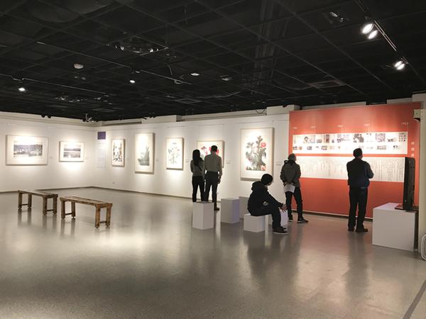 席德進的藝術世界 全台生活美學館同步展出2.png