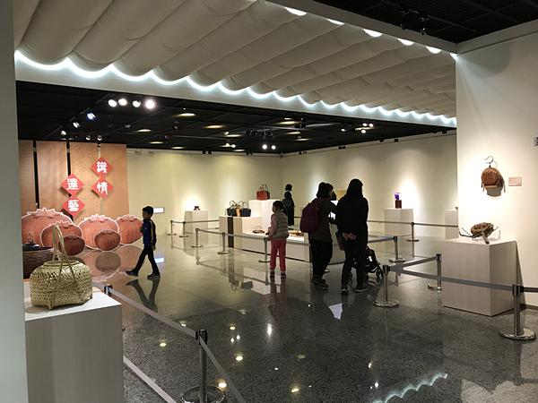 竹藝創作 邱錦緞創作展在彰美館登場7.png