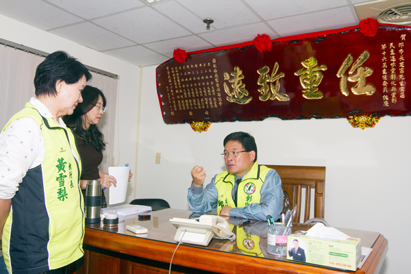 民進黨彰化黨部成立網路輿情資訊組 不只要接地氣更要接人氣2.png
