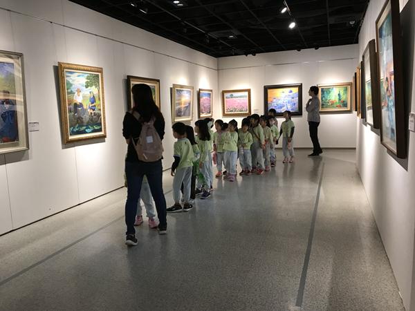 油畫家的聚合 臺中市油畫家協會「軌跡」畫展2.png