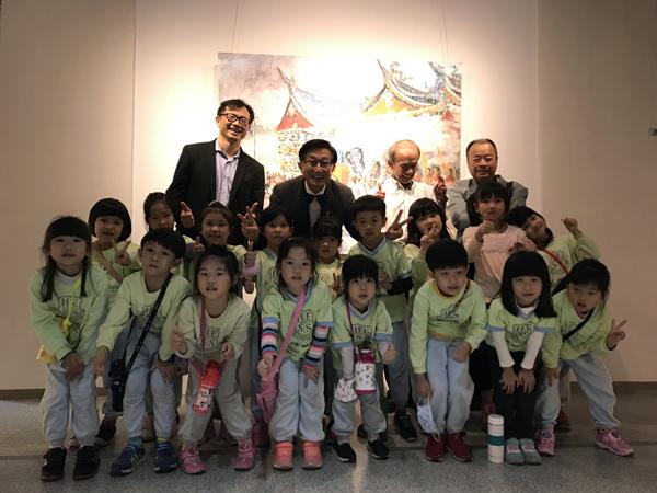 油畫家的聚合 臺中市油畫家協會「軌跡」畫展3.png