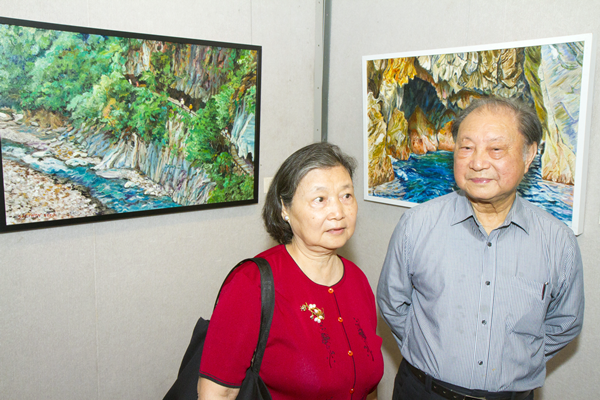 郭煥材與陳淑美伉儷返鄉聯展 4月14日前鹿港公會堂展出2.png