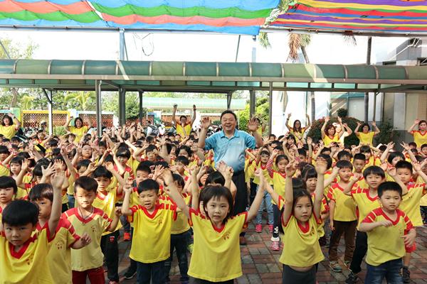 員林市公所慶祝兒童節 雄讚哥哥唱跳「學貓叫」1.png