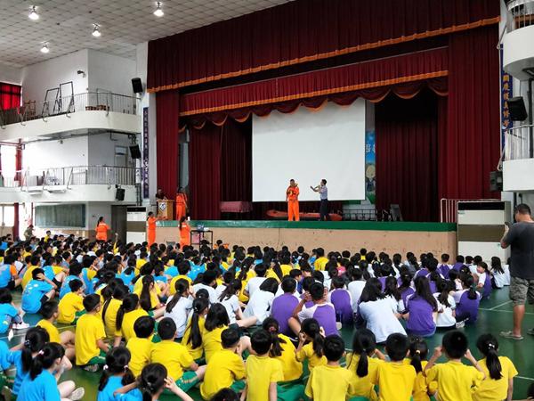 海巡署防溺宣導走入校園 大村國小師生積極參與受益良多3.png