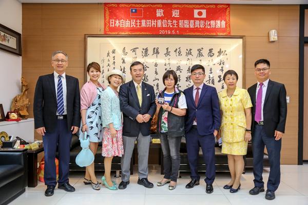 謝典林邀請田村重信來彰化訪問 提供日本農漁業產銷發展經驗借鑑2.png