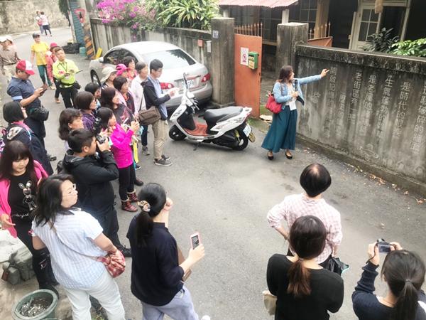 南郭宿舍群巷弄中的人文歷史故事 公共藝術創作妝點私房景點2.png