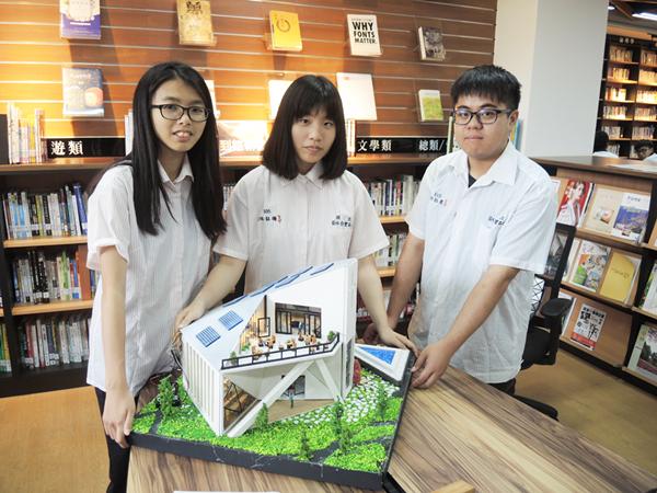 員林崇實高工學生設計「光晶教堂」 有朝一日將成熱門打卡景點1.png