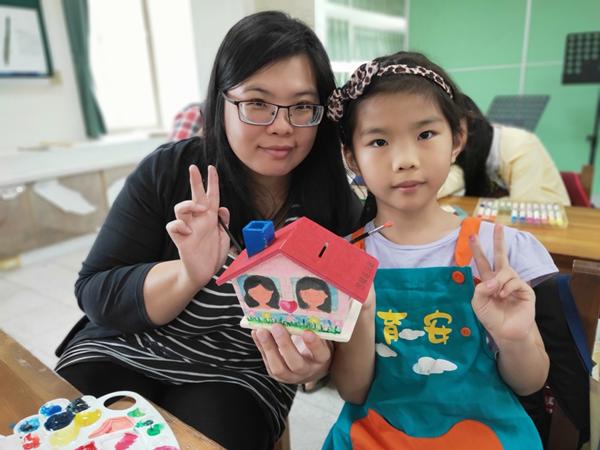 彰化田中鎮新民國小慶祝母親節 幸福家庭彩繪活動1.png