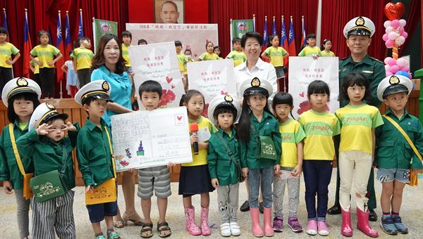 彰化郵局慶祝母親節 八千張有溫度明信片傳真情1.png