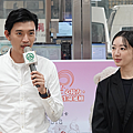 公視「生死接線員」江君皓飾演外科醫師的曾少宗與李杏飾演器官捐贈協調師的梅青青.png