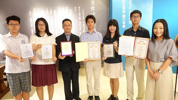 「台灣愛迪生」鄧鴻吉帶領學子於發明界闖出一片 科技創意未來之星殊榮1.png